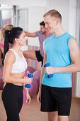 Flirting With Personal Trainer