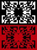 Custom scan design
