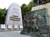 Monument -In Fight Against German We Were Together-