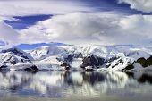 Antarctic Ice-Scape