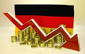 currency collapse - Germany economy