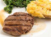 Beef Steak Au Jus
