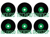Electronic Music Genres Vinyl 4