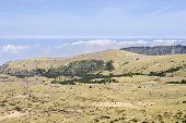 stock photo of plateau  - Plateau landscape of Witse - JPG