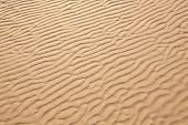 foto of sand gravel  - closeup of sand pattern of a beach in the summer - JPG