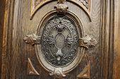 Oval Door Design