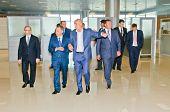 Michail Dobkin, Gennady Kernes, Alexandr Yaroslavsky