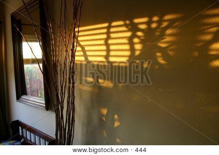 Late Sun Wall poster