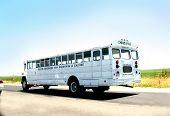Autobús de roca