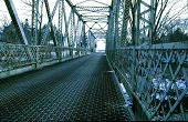 Lancaster County Bridge poster